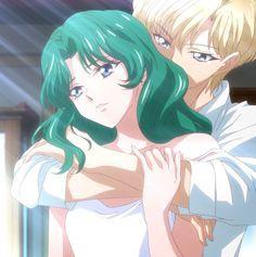 Haruka Tenoh & Michiru Kaioh.