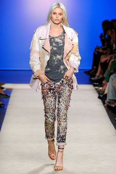 Isabel Marant   Spring 2012 Ready-to-Wear Collection   Style.com