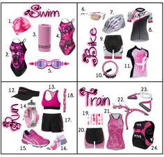 Awesome Triathlon Gear That Supports Breast Cancer | TwoTri.com's picks