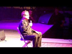 Mark Lowry talks of Vestal Goodman's cooking and more