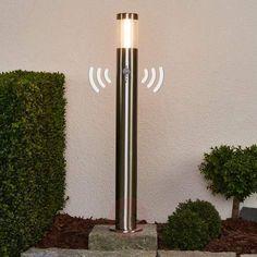 Sensorstyrt gatelampe Ellie med LED-lys-Gatebelysning LED-9945014-22