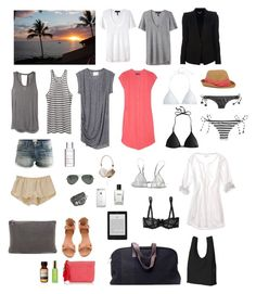 Untitled in 2019 complete outfits - holiday wardrobe, be Beach Vacation Outfits, Vacation Wardrobe, Cruise Outfits, Travel Wardrobe, Capsule Wardrobe, Summer Outfits, How To Have Style, My Style, Packing List Beach