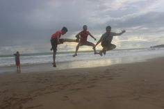 Legon Pari Beach