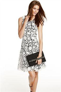 Lace AW13 - White Lace Dress
