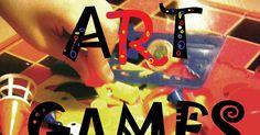 ONLINE GAMES:    Make Fun Digital Art:     Paint Like Jackson Pollock, Jacksonpollock.org  weavesilk.com  sumopaint.com  Mondr...