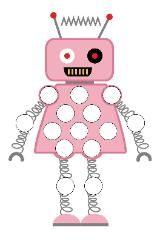 FREE Printable Preschool Pack...R for Robots