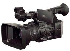 Sony FDR-AX1 4K Handycam http://www.personalmag.rs/hardware/digital-foto/sony-fdr-ax1-4k-handycam/