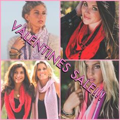 All PINK, ❤️RED, and PURPLE styles are 30-60% off in celebration of Valentines Day! Order by TONIGHT for guaranteed delivery by Saturday! Whether you've got a hot date or ladies night with 50 Shades, arrive in festive style with Elizabeth Koh!! #elizabethkoh #scarfsale #valentinesday #pinkscarf #purplescarf #redscarf #sageerickson #infinityscarf #ethicallymade #giveback #spreadlove #fashion #springstyle #50shades #fiftyshades #50shadesofpink www.etsy.com/shop/ElizabethKoh