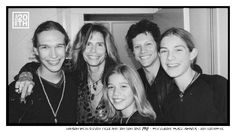 Photo 78 of 365  HANSON with Jon Bon Jovi and Steven Tyler 1998 - MTV Europe Music Awards - Rotterdam NL	    Here we are with two rock icons, Steven Tyler and John Bon Jovi in 1998 at the MTV Europe Music Awards. Let's stoke some Aerosmith and Bon Jovi Love.     #Hanson #Hanson20th