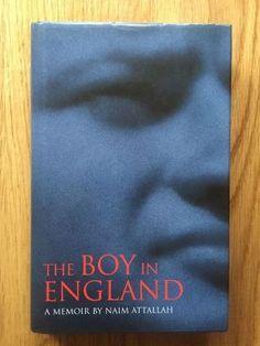 The Boy in England - Attallah, Naim