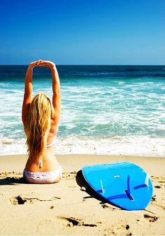 Sol, playa y #surf