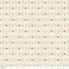 Ana Davis for Blend, Born Wild, Little Acorn Blue, Fabricworm brings you the best in modern fabric! Motif Design, Fabric Design, Little Acorns, Modern Fabric, Cool Fabric, Textile Prints, Pattern Wallpaper, Mosaic Tiles, Baby Quilts
