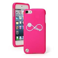 http://www.ebay.com/itm/For-iPod-Touch-5th-Gen-Hot-Pink-Rubber-Hard-Case-Cover-Infinity-Love-Volleyball-/231184285910?pt=US_MP3_Player_Cases_Covers_Skins&hash=item35d3a840d6