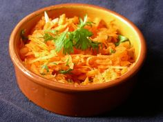 1/5/16 Make and share this Moroccan Carrot Salad recipe from Food.com.