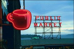 Pike Place Market is the oldest continually operating farmers' market in the United States. Founded in 1907, Seattle's downtown public market offers fresh produce, unique foods and handmade arts and crafts, overlooking the Elliott Bay waterfront.