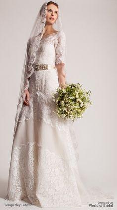 0311546eb31 14 Best temperley london bridal fashion images