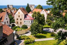 Travel Back in Time: Visby, a Scandinavian Jewel