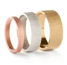 stAen trouwringen zilver goud verlovingsring op maat zilveren trouwring gouden trouwring Antwerpen