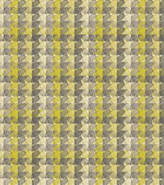 HGTV Home Upholstery Fabric Checkered Past Platinum, , hi-res