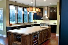 Kitchen Photos Barn Siding Design, Pictures, Remodel, Decor and Ideas - page 2