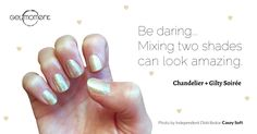 You can even mix colors to create new ones! Gel Nails, Nail Polish, True Colors, Pretty Nails, Color Mixing, Amazing, Nail Ideas, Beauty, Chloe