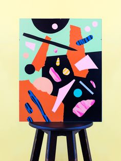PAPER AND SCISSORS ABSTRACT 2015 on Behance