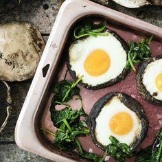 Brunch – bästa recepten Ramen, Vegetarian Recipes, Curry, Lunch, Healthy, Ethnic Recipes, Food, Salads, Brunch Ideas