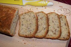 Ez a kenyér dagasztás nélkül készül, egyszerűen, nem kell hozzá csak egy műanyag tál, egy