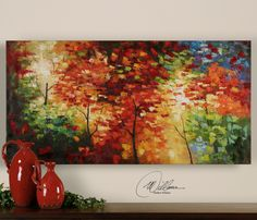 This weather is inspiring me - love the fall colors - I think I need this!