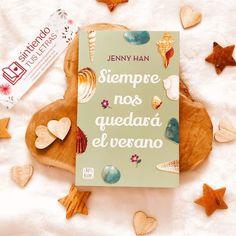 """Reseña de la novela """"Siempre nos quedará el verano"""" de Jenny Han"""