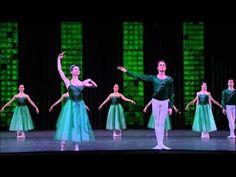 "George Balanchine ""Jewels"""