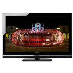 Sony KDL-40 W 5500 E 101,6 cm (40 Zoll) 16:9 Full-HD 100 Hz LCD-Fernseher mit integriertem DVB-T Tuner schwarz