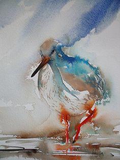 Watercolor, Olivia Quintin