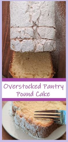 Social distancing? More like social deliciousness! Use up some of your over-purchased perishables and make this delicious pound cake while everyone is stuck in the house!  #butfirstcookies #cake #poundcake #cakerecipe #recipe #overstock #Socialdistancing #coronavirus