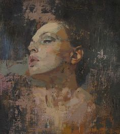 "Saatchi Online Artist Yuriy Ibragimov; Painting, ""Soothe"" #art"