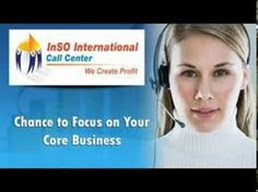 We know that maximizing every cent that you spend for your company is very vital. InSO provides dedicated and high-standard sales call center services which enables you to achieve ROI that exponentially grows. Please contact us at (800)-788-8299 for inquiries or visit http://www.inso.us/sales-telemarketing-call-center.php