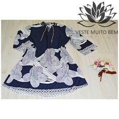 Vestido de Viscose com ilhos e corrente  #vestemuitobem #moda #modafeminina #modaparameninas #estilo #roupas #lookdodia #like4like #roupasfemininas #tendência #beleza #bonita #gata #linda #elegant #elegance