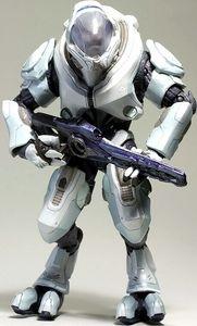Halo Reach McFarlane Toys Series 5 Action Figure Elite Ranger COLLECTOR'S CHOICE!