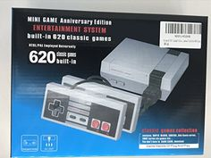 #Retro #Family #Classic #Video #Game #Console for #Nintendo #Entertainment #System #Build in #620 #Games Built-in #620 #retro #game for ninendo nes #CLASSIC CONTROLLER: #Retro premium N-E-S #classic mini edition controller with extended link extension. PLUG & PLAY: Easy to use controller with automatic plug & play function so you can get the #game going right off the bat. The product's language is English. https://automotive.boutiquecloset.com/product/retro-family-classic-vid