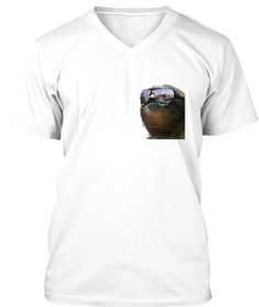 To Cool For School White T-Shirt Front