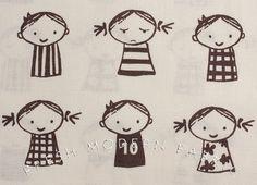 so happy kids fabric