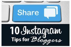 10 Instagram Tips for Bloggers via Melissa Ibarra