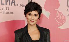 Audrey Tautou, nouvelle maîtresse de cérémonie du Festival de Cannes 2013.