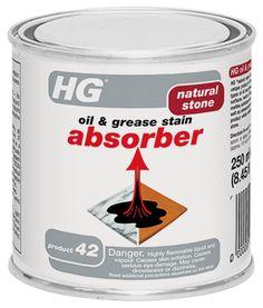 HG Problem Solvers - HG Natural Stone Oil