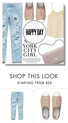 """""""Untitled #798"""" by fashion-pol ❤ liked on Polyvore featuring Forever 21, FitFlop and MANGO"""