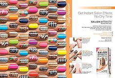 15 Sally Hansen Nail Effects Colors Fingernail Polish Strips -- Be sure to check out this awesome product.Note:It is affiliate link to Amazon.