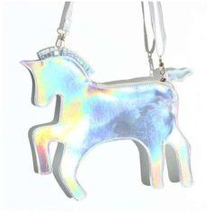 Oggetti a forma di Unicorno o ispirati agli Unicorni - Borsetta Unicorno