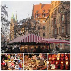 {Mercados de Navidad en Alemania}