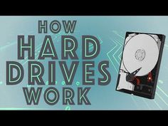 How do hard drives work