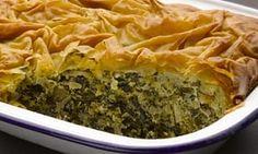 Herb pie